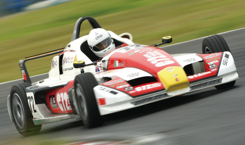 Racing picture
